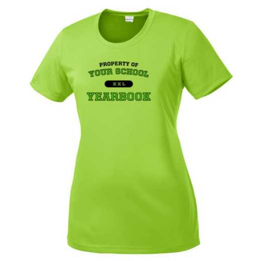 Womens Competitor T-shirt