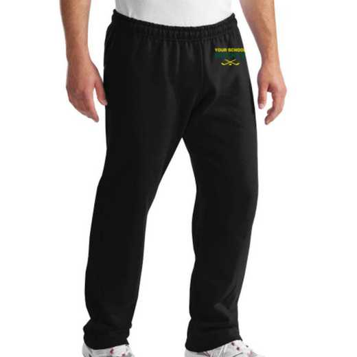 Hockey Embroidered Classic Adult Sweatpant