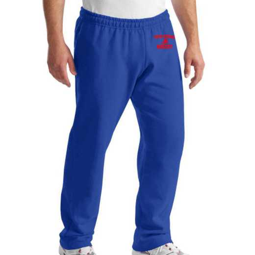 Swimming and Diving Embroidered Classic Adult Sweatpant