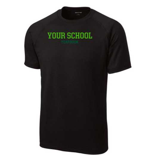 Men's Performance Athletic T-Shirt
