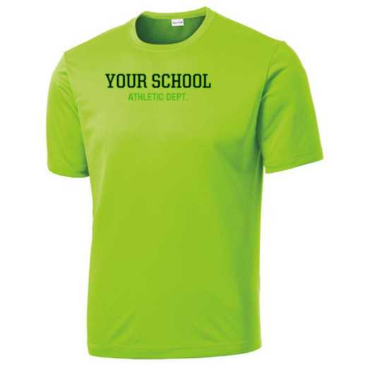 Athletic Youth Department Competitor T-shirt