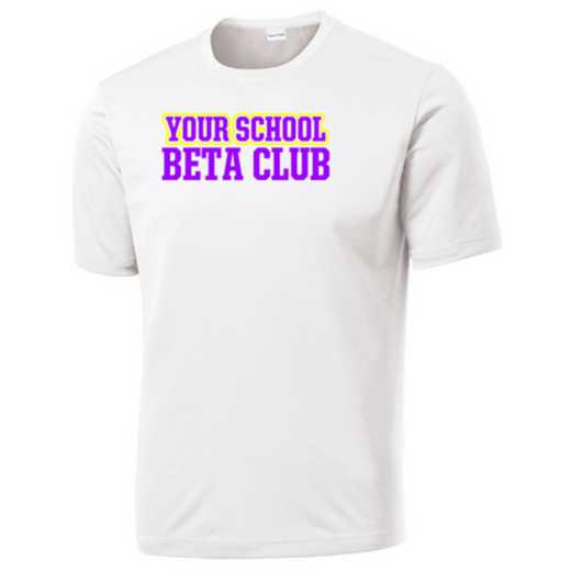 Beta Club Youth Competitor T-shirt