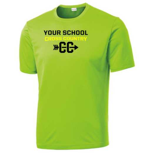 Cross Country Youth Competitor T-shirt