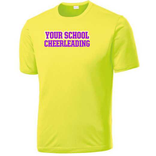 Cheerleading Youth Competitor T-shirt