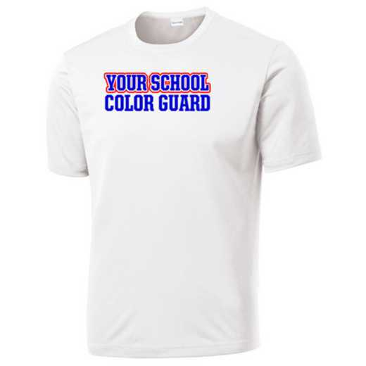 Color Guard Youth Competitor T-shirt