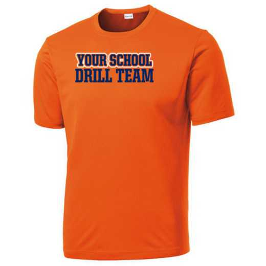 Drill Team Youth Competitor T-shirt