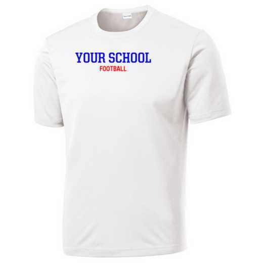 Football Youth Competitor T-shirt