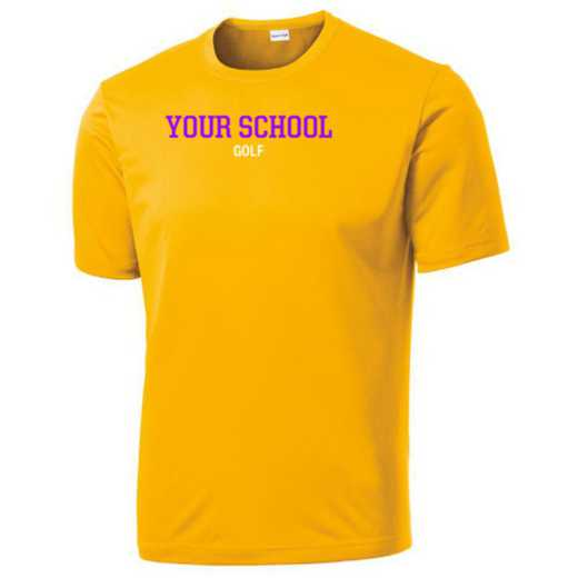 Golf Youth Competitor T-shirt