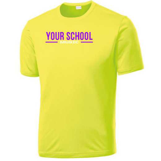 Music Youth Competitor T-shirt
