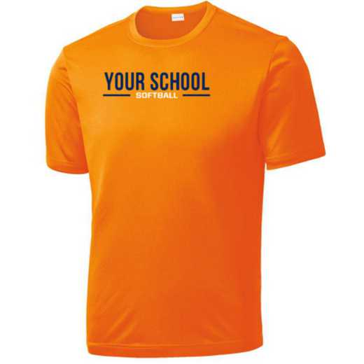 Softball Youth Competitor T-shirt