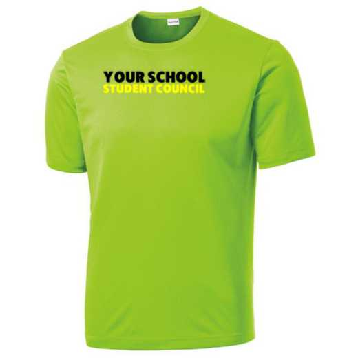 Student Council Youth Competitor T-shirt