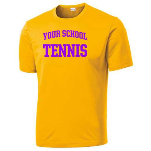 Tennis Youth Competitor T-shirt
