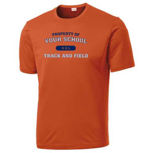 Track and Field Youth Competitor T-shirt