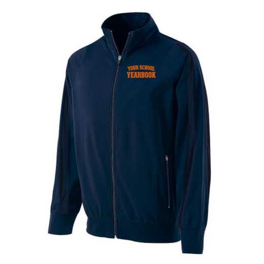 Holloway Men's Embroidered Determination Jacket