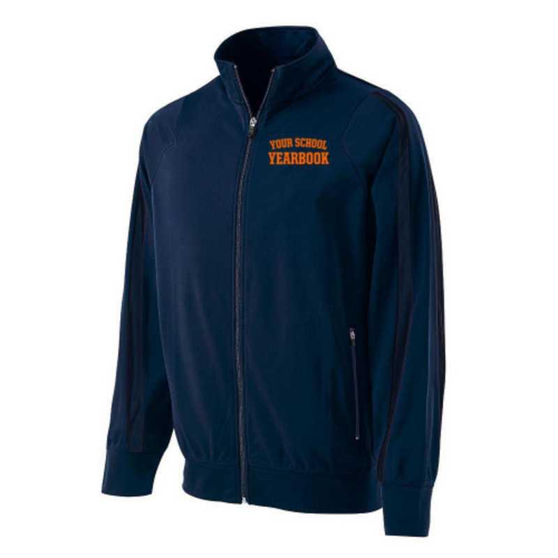Holloway Men's Embroidered Determination Jacket