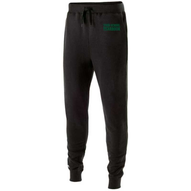 Holloway Embroidered Fleece Jogger
