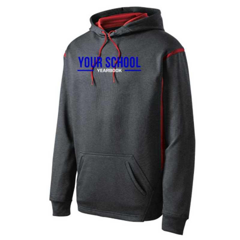 Athletic Fleece Hoodie