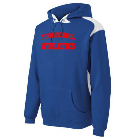 Sport-Tek Contrast Hooded Sweatshirt