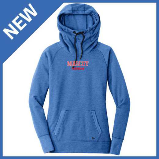 New Era Women's Tri-Blend Hooded Sweatshirt