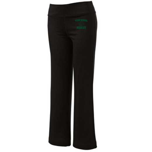 Volleyball  Embroidered Yoga Pants