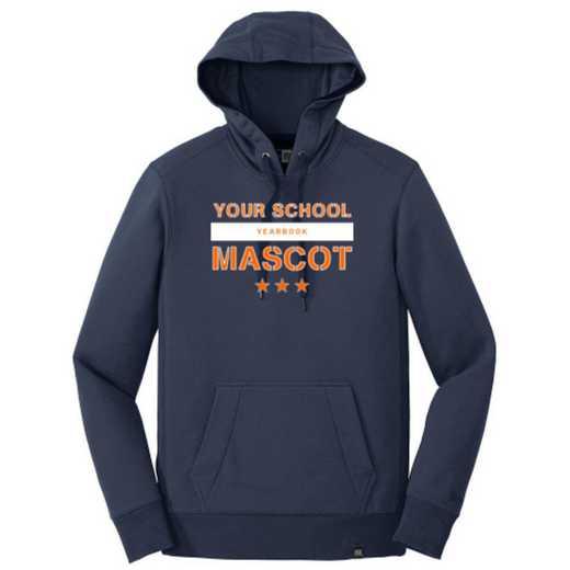 New Era French Terry Hooded Sweatshirt