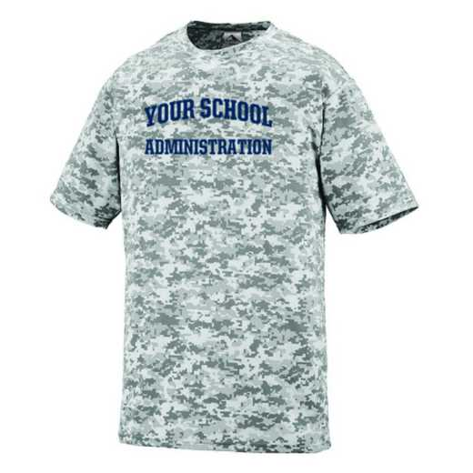 ProSphere College of Charleston University Boys Performance T-Shirt Digi Camo