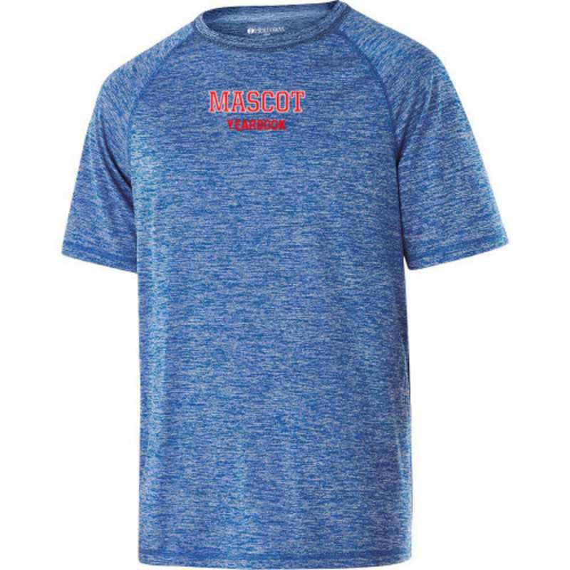 Holloway Electrify Heathered Performance Shirt