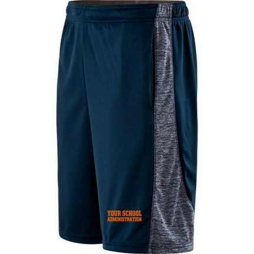 Administration Embroidered Holloway Electron Short