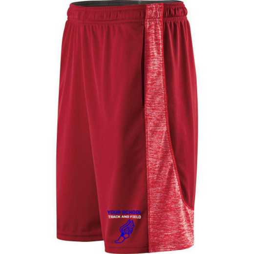Track and Field Embroidered Holloway Electron Short