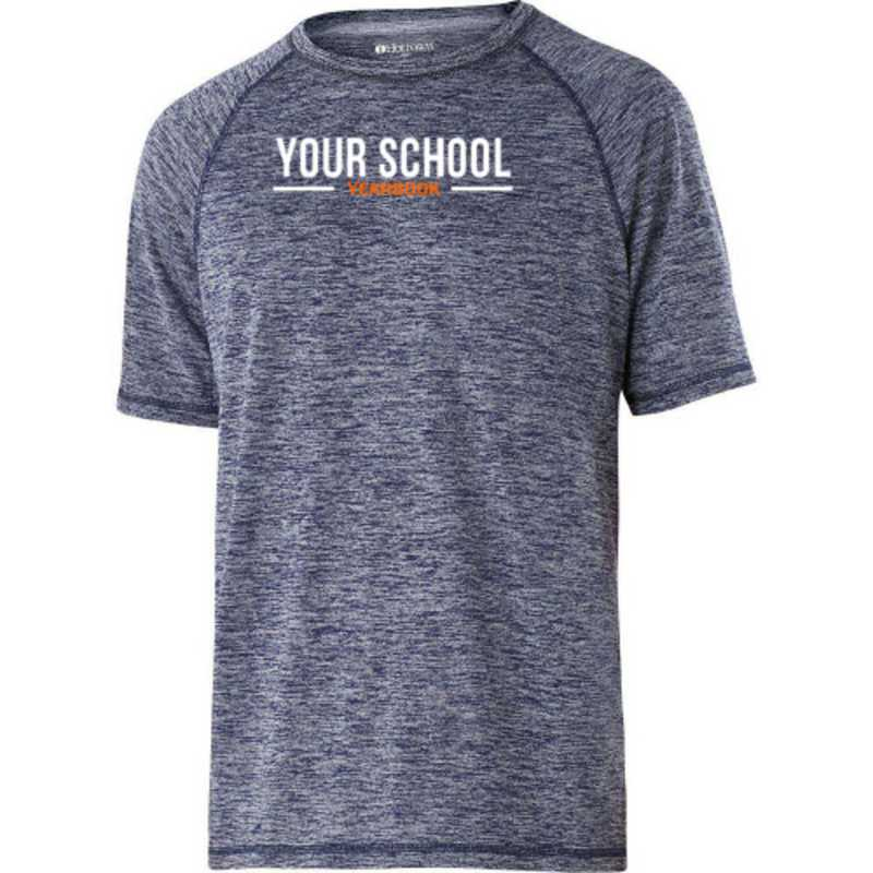 Holloway Youth Electrify Performance Shirt