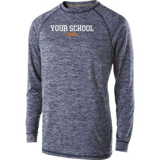 Rugby Youth Holloway Electrify Long Sleeve Performance
