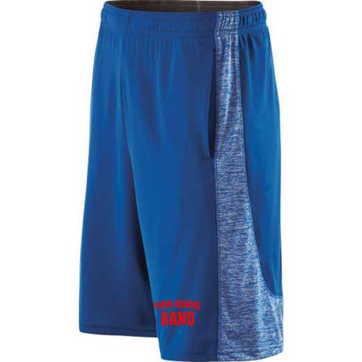 Band Embroidered Holloway Youth Electron Short