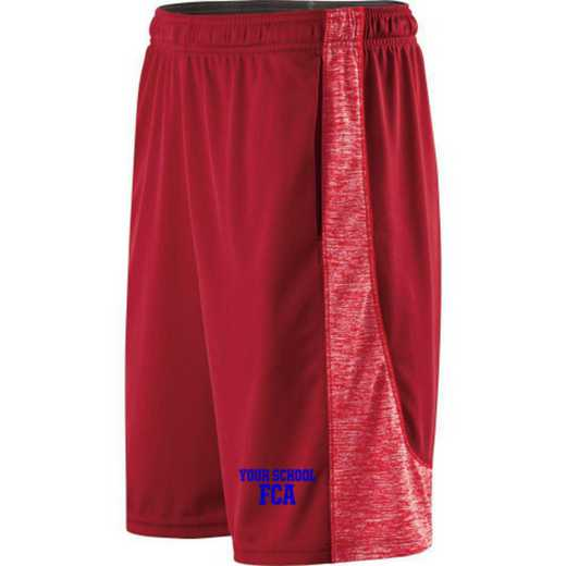 FCA Embroidered Holloway Youth Electron Short