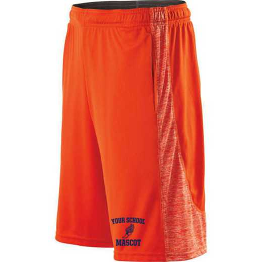 Track and Field Embroidered Holloway Youth Electron Short