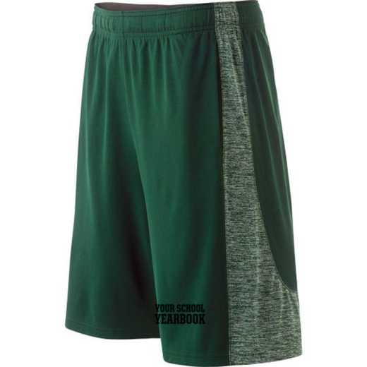 Holloway Youth Embroidered Electron Shorts