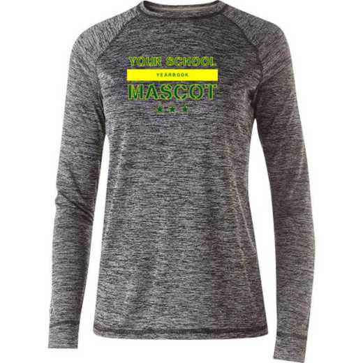 Jolt Long Sleeve Performance Tee