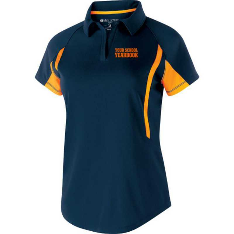 Holloway Women's Embroidered Avenger Polo