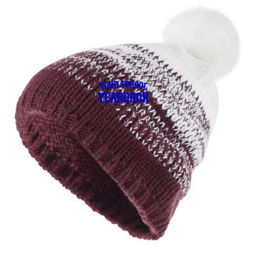 Holloway Embroidered Ascent Beanie