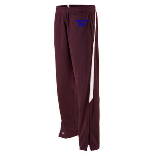 FCA Embroidered Men's Holloway Determination Pant