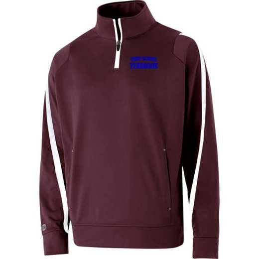 Holloway Youth Embroidered Determination Pullover