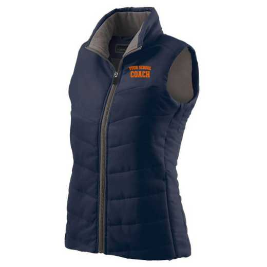 Coach Embroidered Womens Admire Vest
