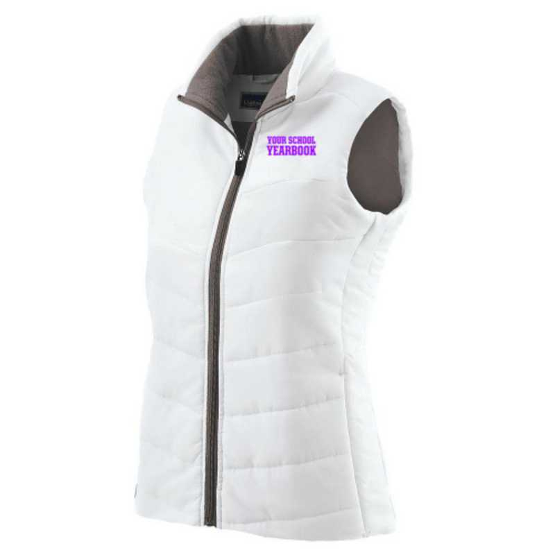 Women's Embroidered Admire Vest