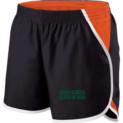 """Class of """""""" Holloway Embroidered Ladies Energize Short"""