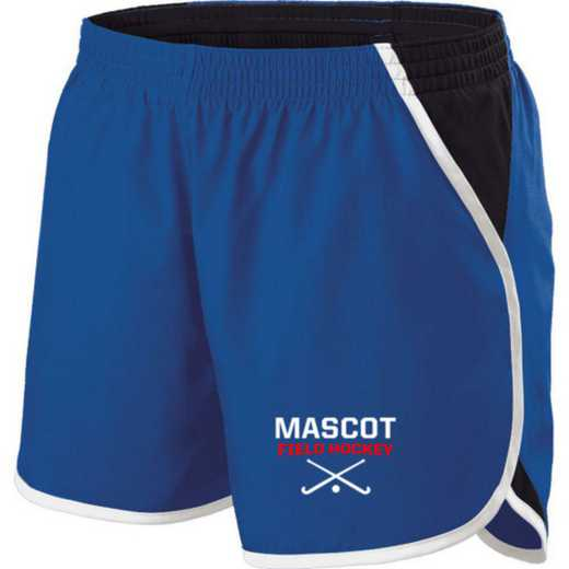 Field Hockey Holloway Embroidered Ladies Energize Short