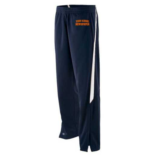 Newspaper Embroidered Holloway Women's Determination Pant