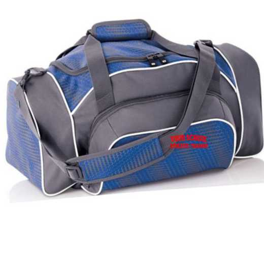Athletic Trainer Embroidered Holloway League Duffel Bag