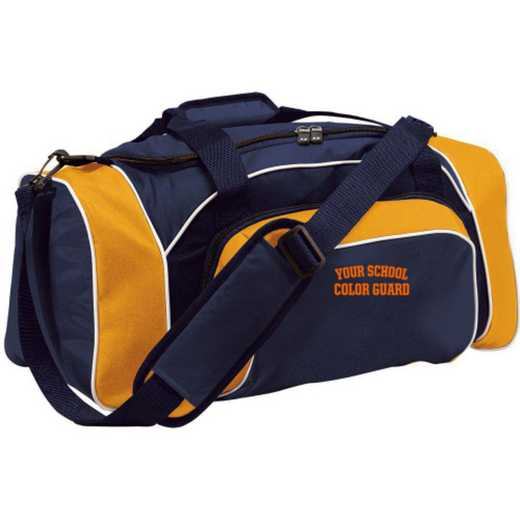 Color Guard Embroidered Holloway League Duffel Bag