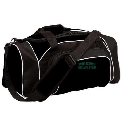 Debate Team Embroidered Holloway League Duffel Bag