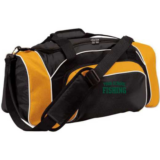Fishing Embroidered Holloway League Duffel Bag