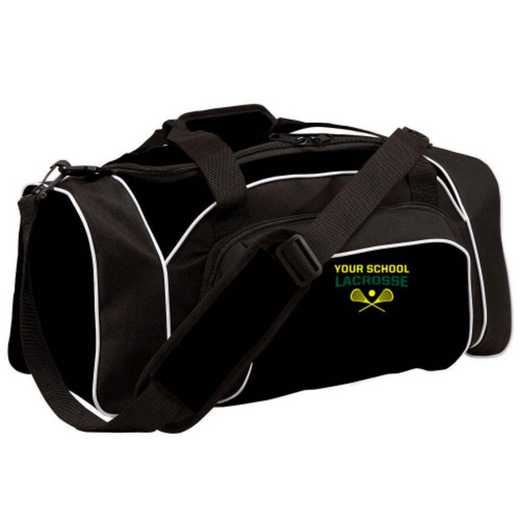 Lacrosse Embroidered Holloway League Duffel Bag